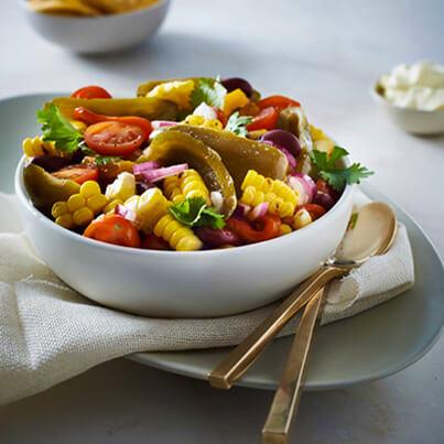Jalapeno Vegetable Bowl 403x403